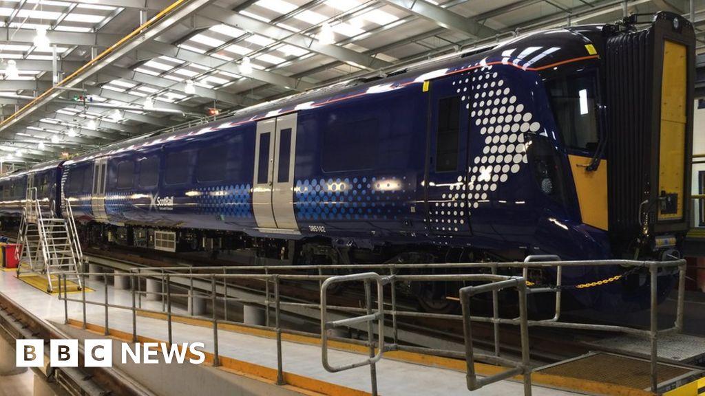 New train