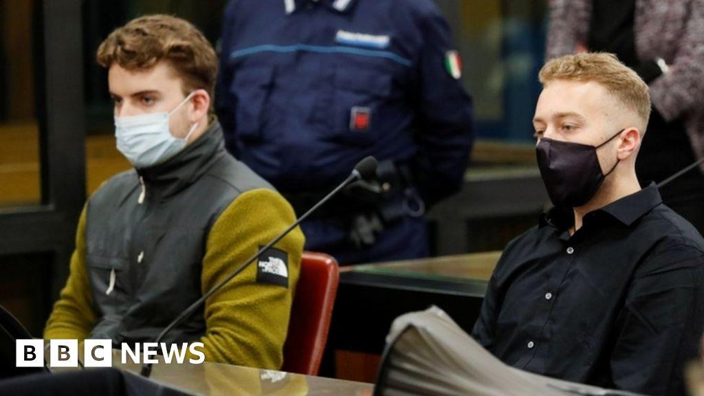 Mario Cerciello Rega: US students found guilty of killing Italian policeman