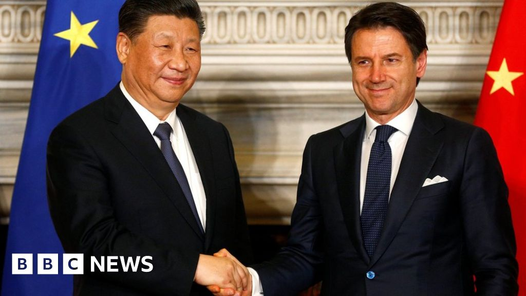 Italy joins China's New Silk Road project