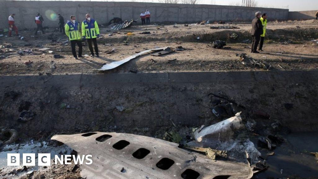Iran aircraft crash: 'Human error' responsible for downing of Ukrainian jet - BBC News thumbnail