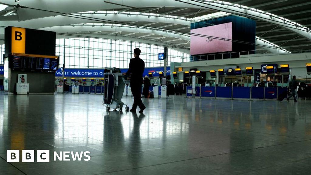 Coronavirus: Airlines warned over passenger refund rights thumbnail