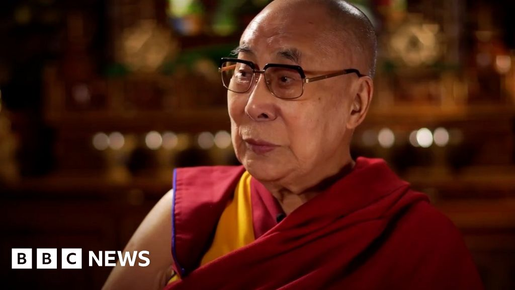 Dalai Lama: Trump lacks moral principle