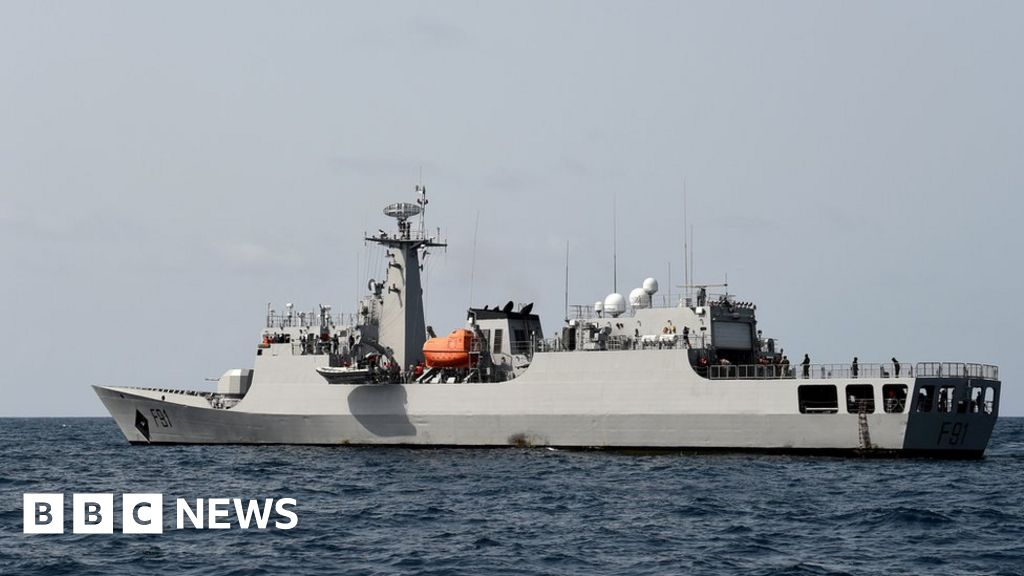 Turkish sailors held hostage by armed pirates in Nigeria
