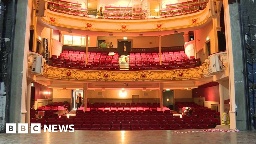 Scotland's arts group welcomes £97m fund thumbnail