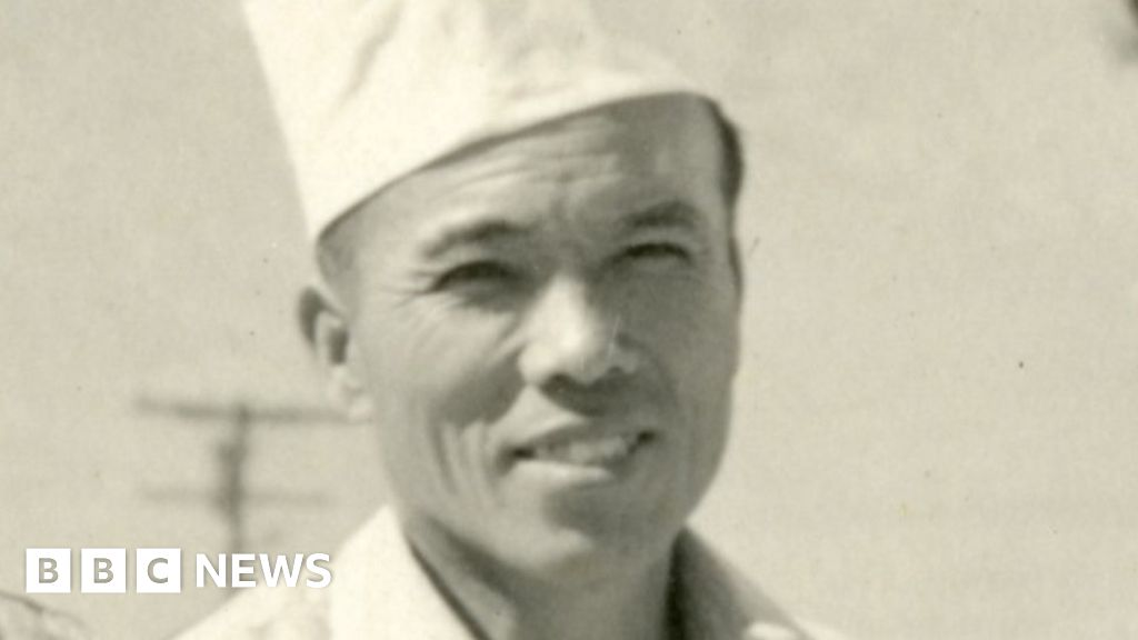 US hikers find remains of Japanese WW2 internee