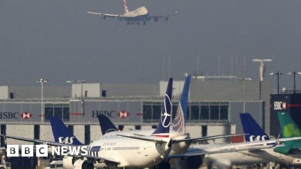 Heathrow Airport apologizes for IT failure disorder