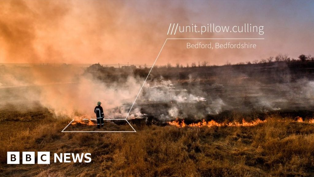 What3words: The app that can save your life - BBC News
