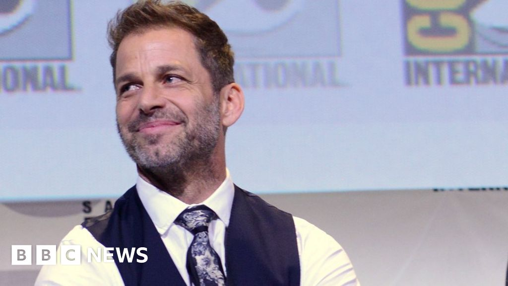 Zack Snyder Justice League re - cut headed for HBO Max