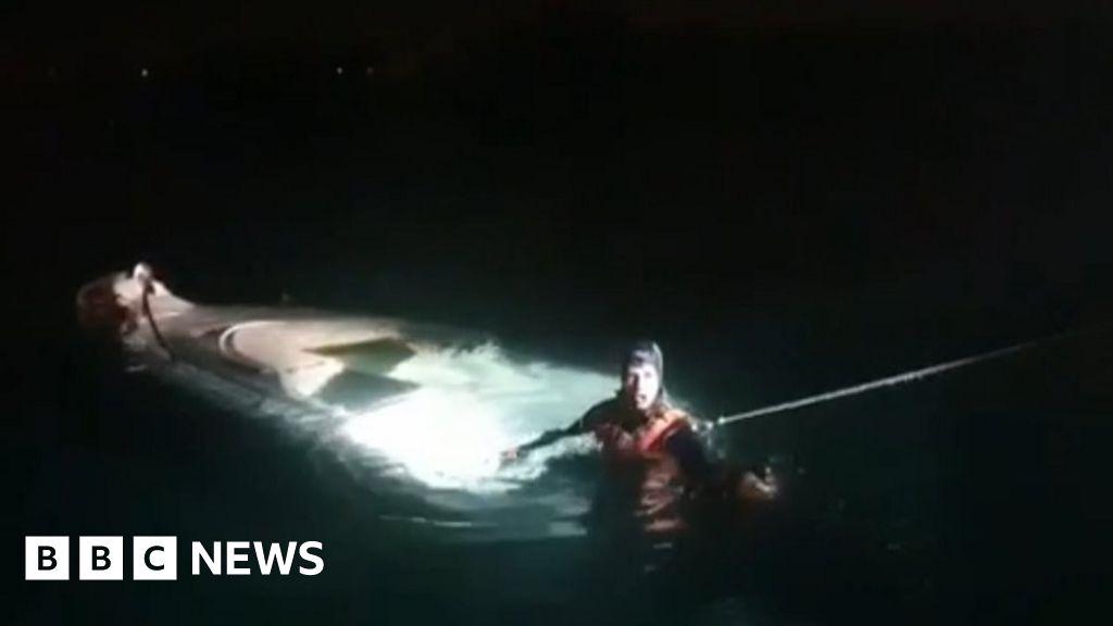 Eight migrant children drown off Turkey