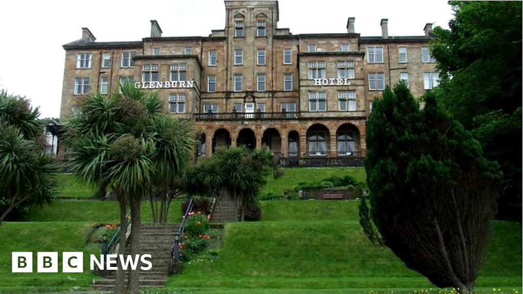Grand seaside hotel in Rothesay goes into administration