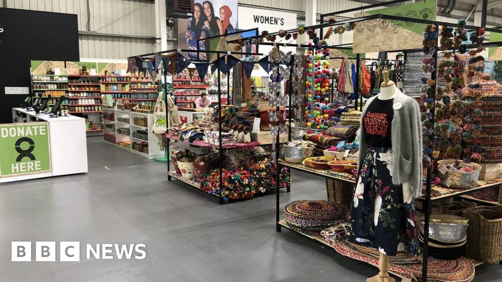 Oxfam superstore in Oxford: Shoppers give their verdict