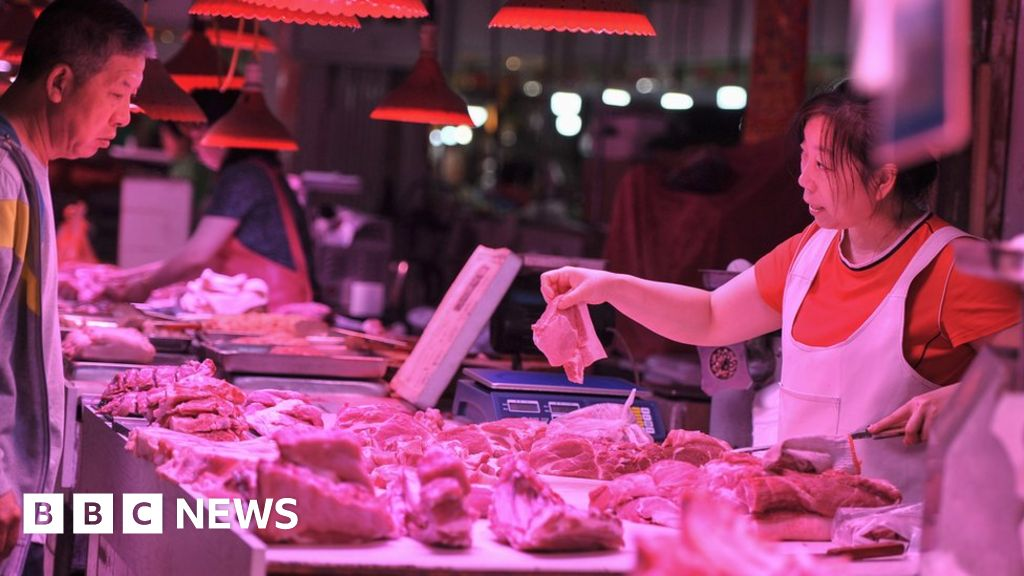 China suspends some Canadian pork imports