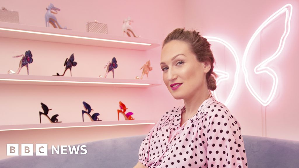 Sophia Webster The Closest Shoes Can Get To Confectionery Bbc News
