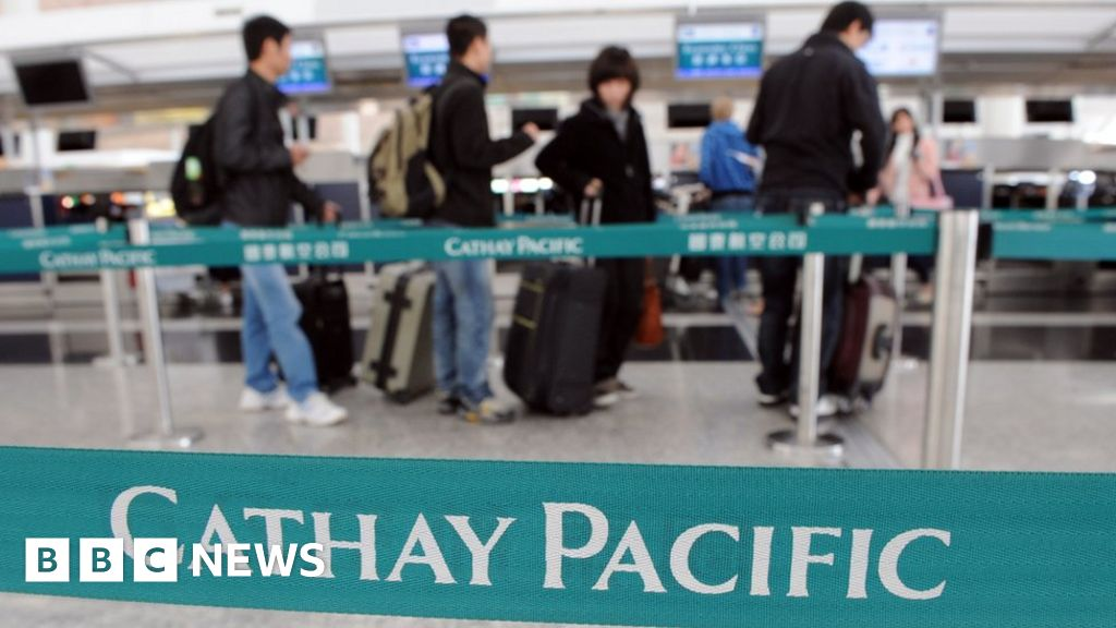 Cathay Pacific in its first back-to-back loss in 71 years