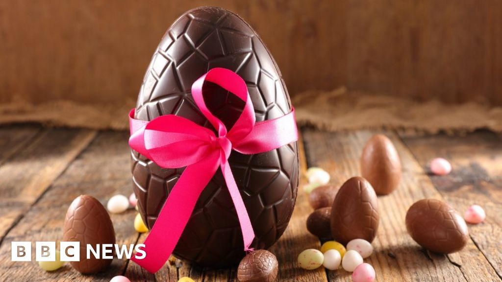 Easter eggs are 'essential' small shops insist