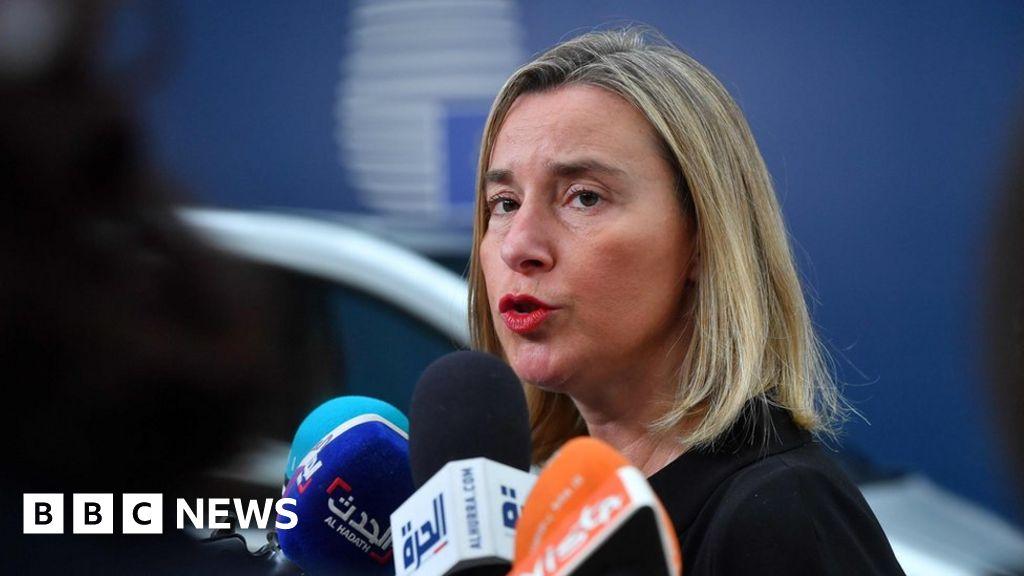 Iran nuclear deal breaches not significant - EU thumbnail