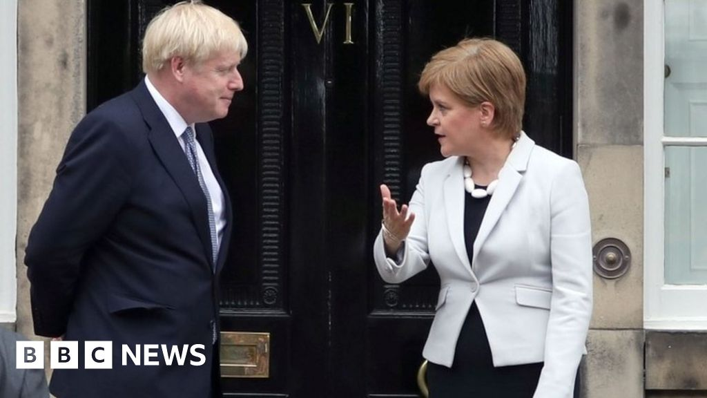 Scottish independence: Could the Supreme Court rule on a referendum?