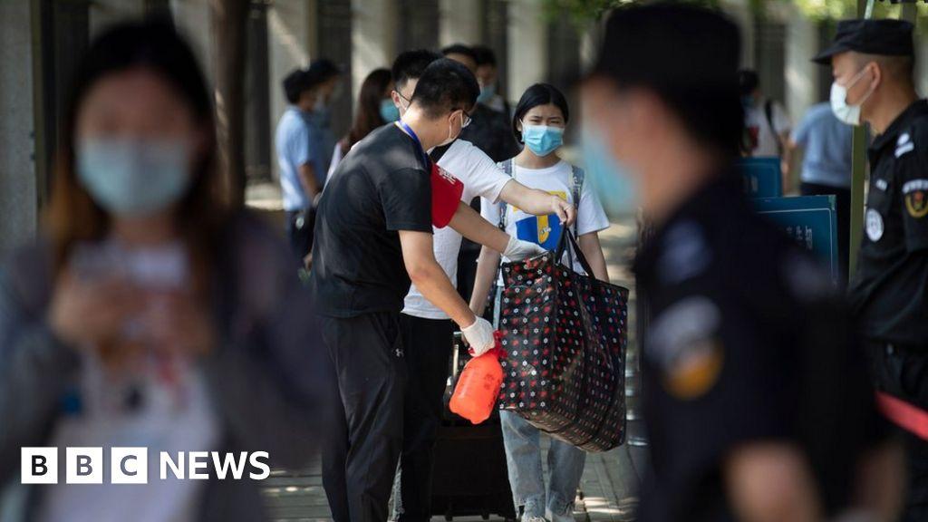 Satellite images may suggest virus hit Wuhan earlier