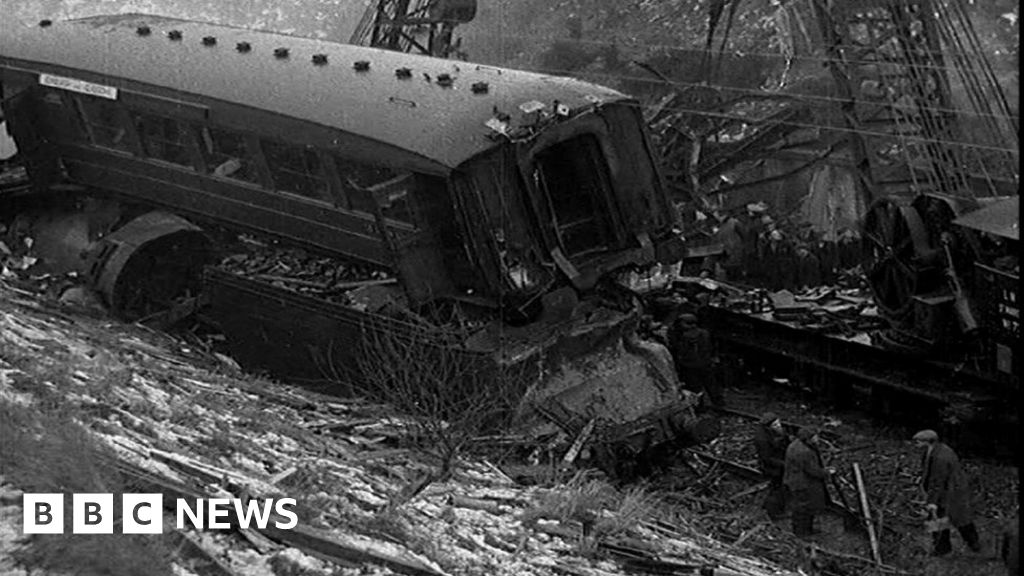 castlecary train disaster