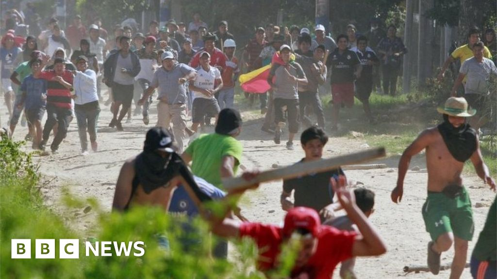 Bolivia post-election clashes turn deadly