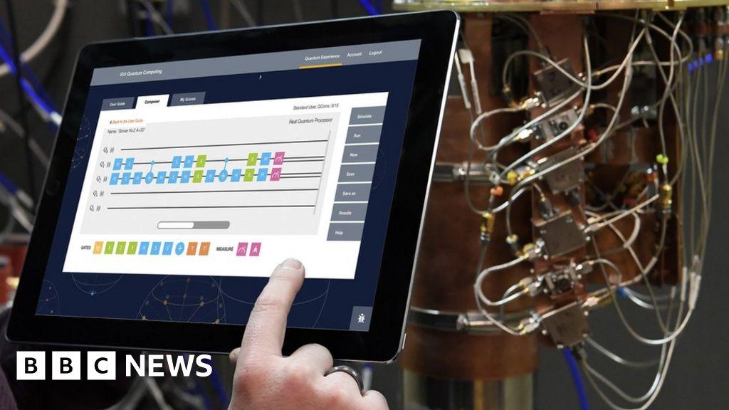 IBM allow free access to quantum processor online - BBC News