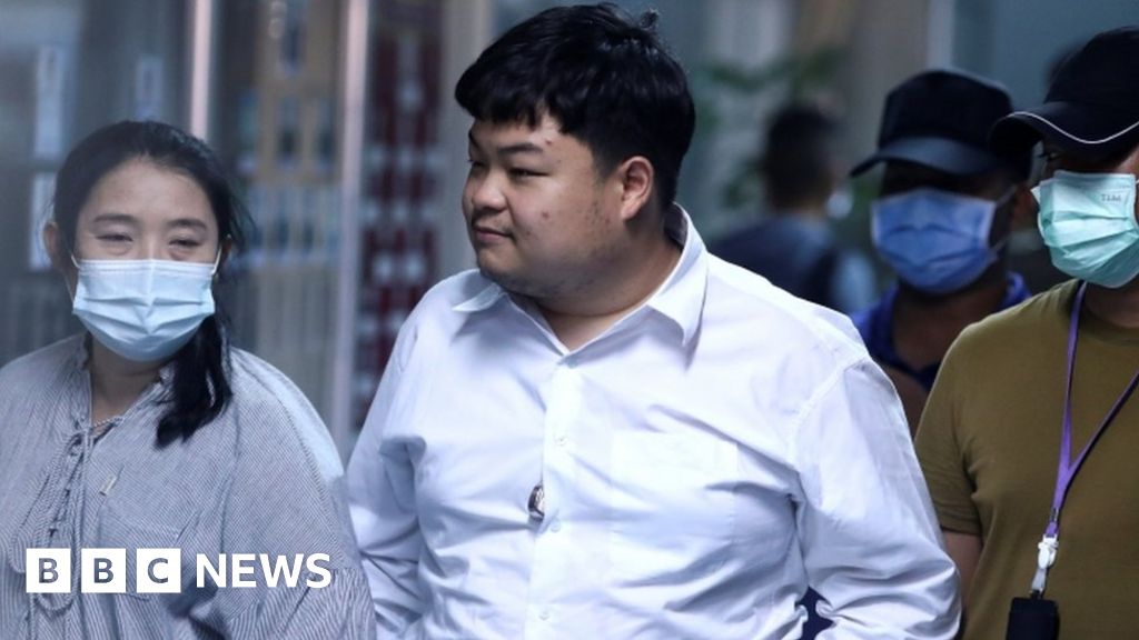 Thai police arrest anti-government student leader