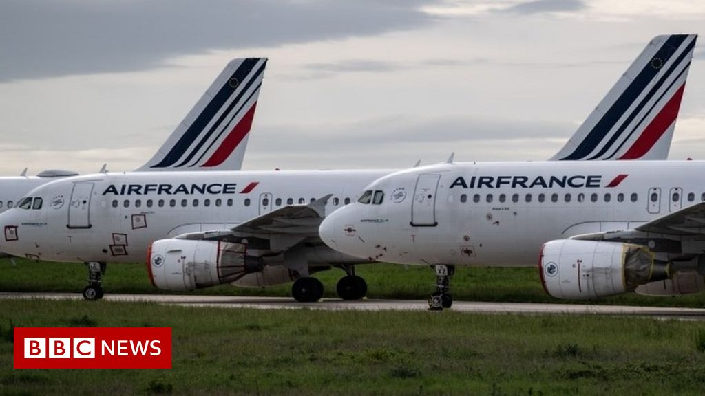 Coronavirus aid: Air France