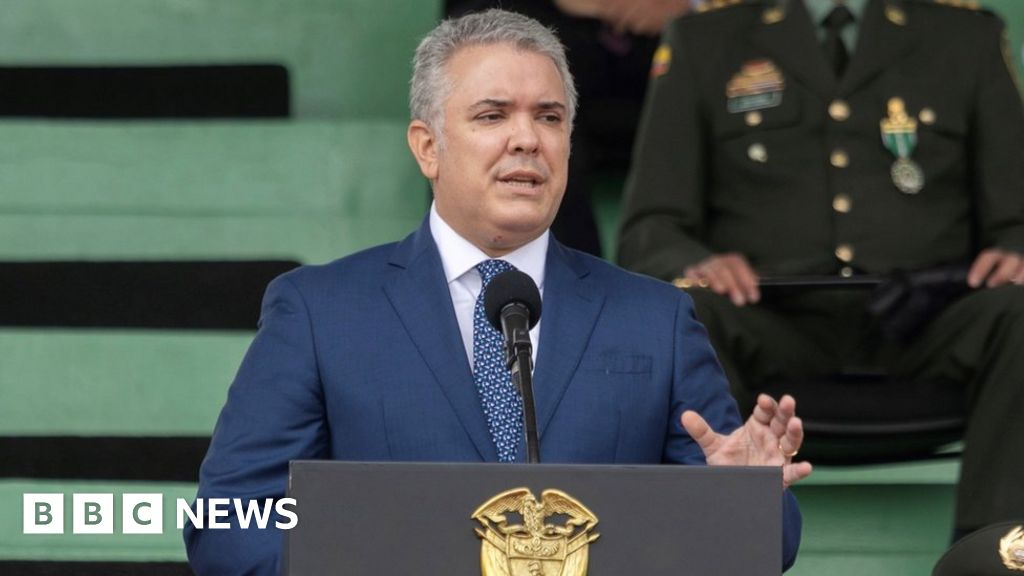 Colombia unrest: President Duque pledges police reform after protests