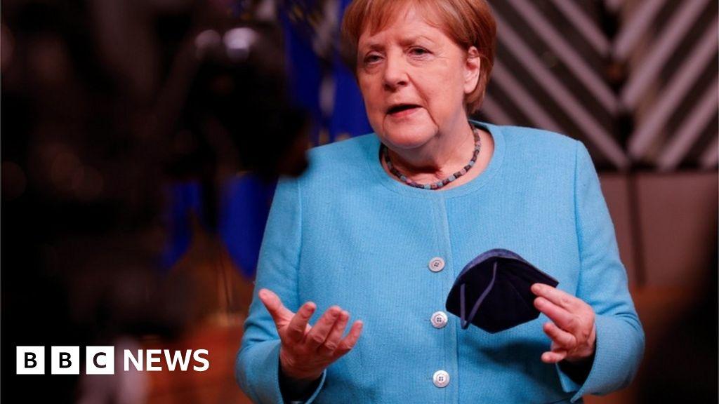 Angela Merkel to visit Boris Johnson in UK next week