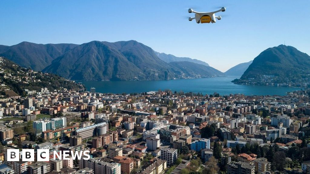 Swiss hospital drones to take off again
