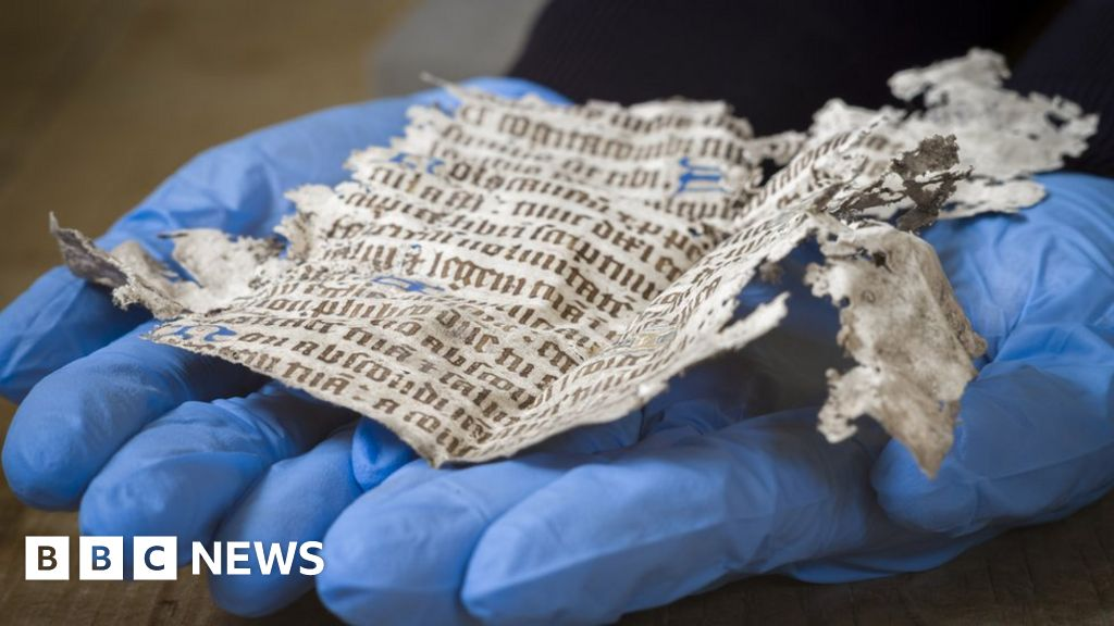 Oxburgh Hall: Thousands of 'rare items' found in attic