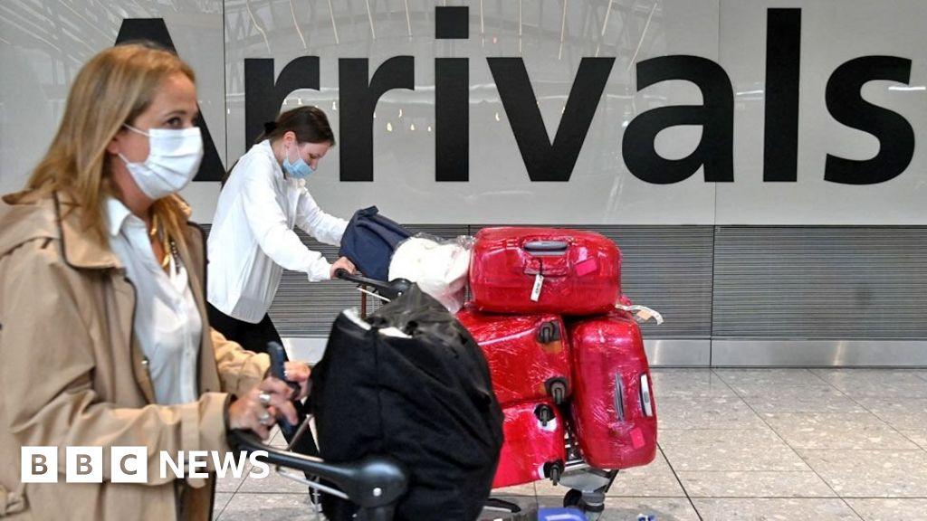 Covid-19: Rules in NI to change for international travel