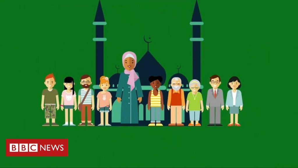 Islam The Worlds Fastest Growing Religion Bbc News