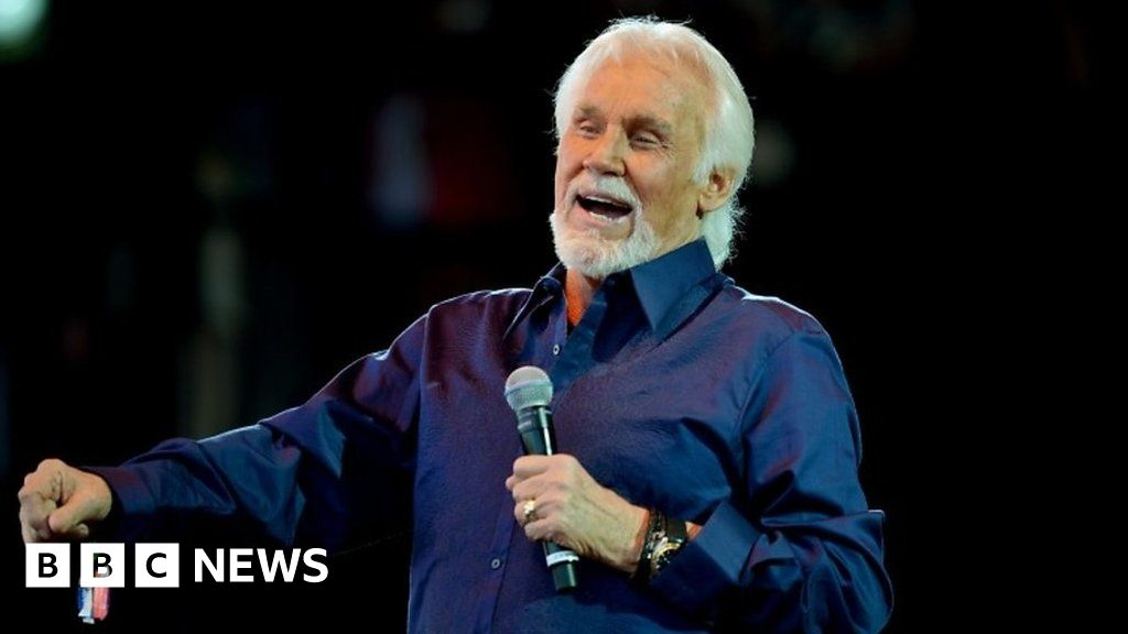 Kenny Rogers: A look back at the country music legend s career