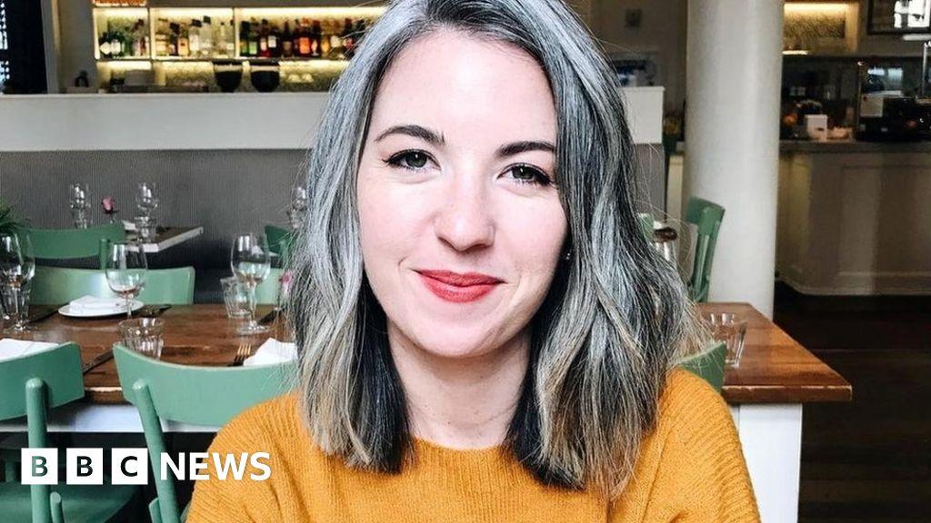 The Women Choosing To Love Their Natural Grey Hair Bbc News