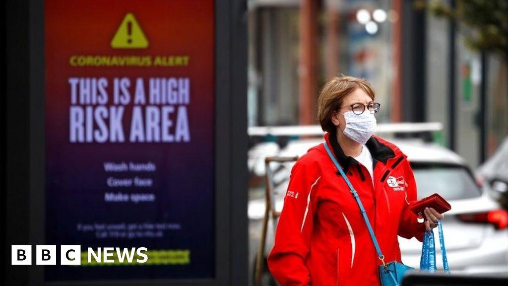 Coronavirus: Last throw of dice before the really tough call - BBC News