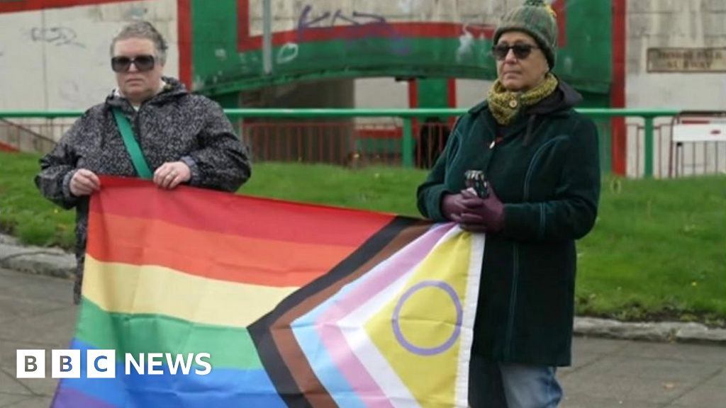Second protest held in Birmingham after homophobic attacks