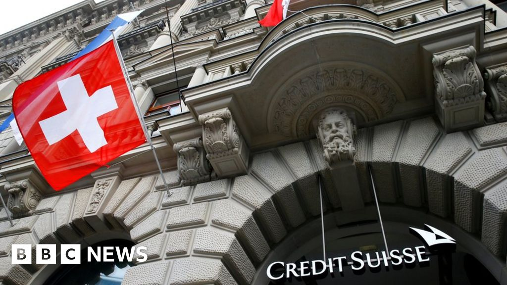 Spying scandal forces out Credit Suisse executive