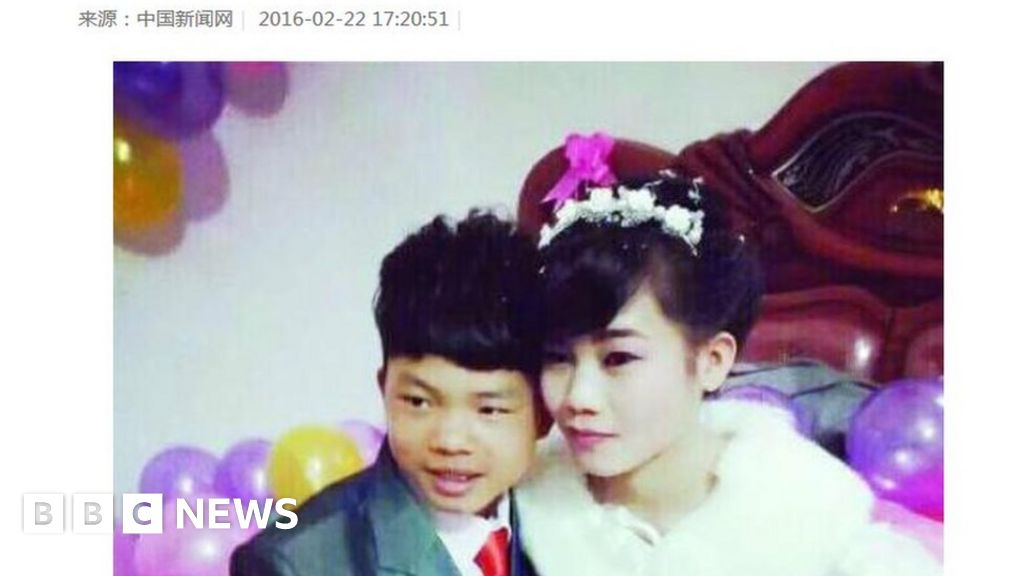 Married at 16: How a story of young love gripped China