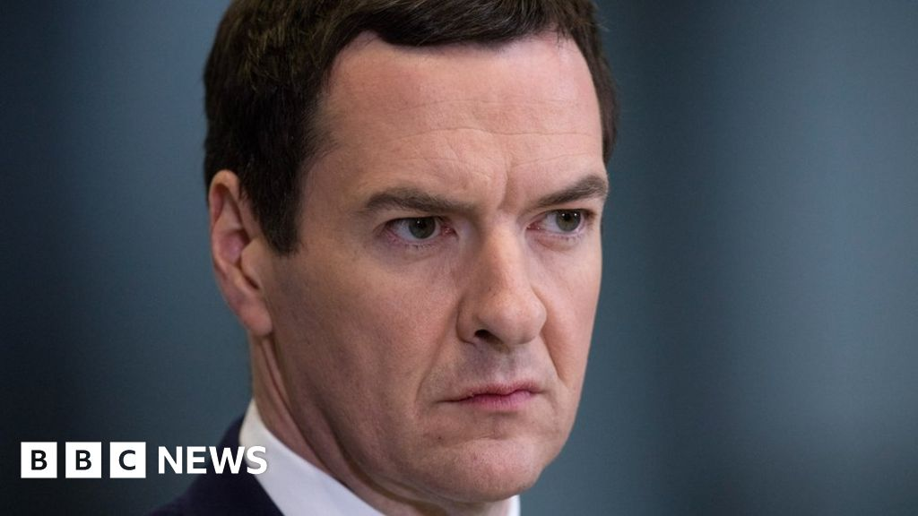 George Osborne to withdraw from the Evening Standard