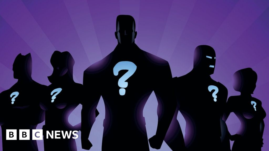 What makes a hero? - BBC News