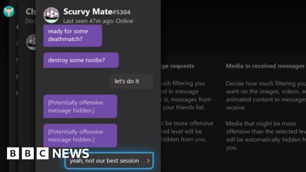 Microsoft to use AI to filter game chat