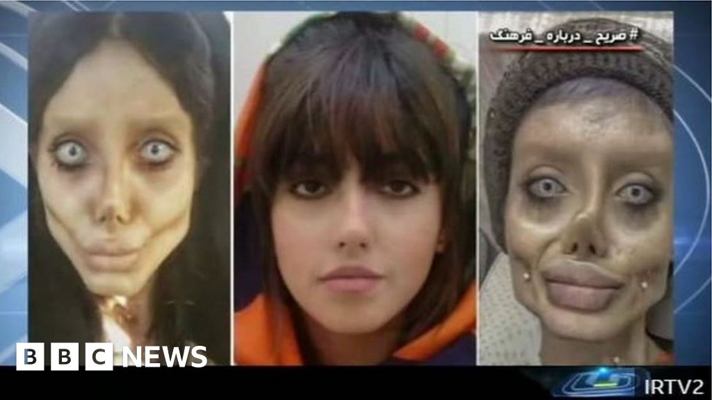 Sahar Tabar: Jailed Iranian Instagram star 'has coronavirus'