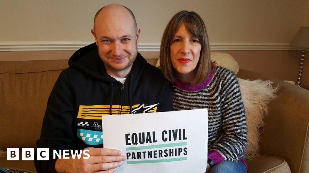 What is a heterosexual civil partnership united