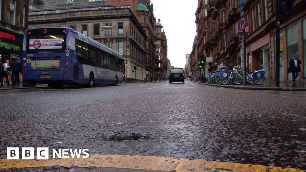 Campaigners reveal Scotland's most polluted streets