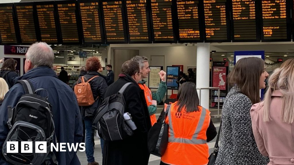 West Midlands Trains face 'significant' disruption due to strikes
