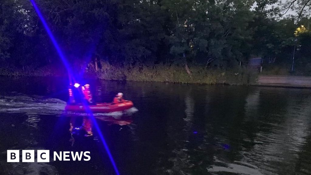Drunk man rescued from river twice as pubs reopen