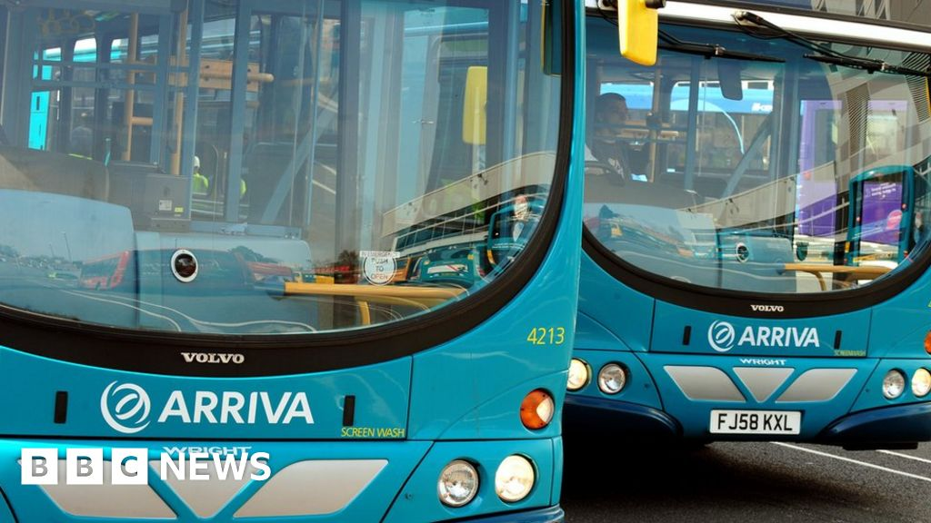 Arriva strike  Bus drivers reject pay deal - BBC News 9e294118c9a