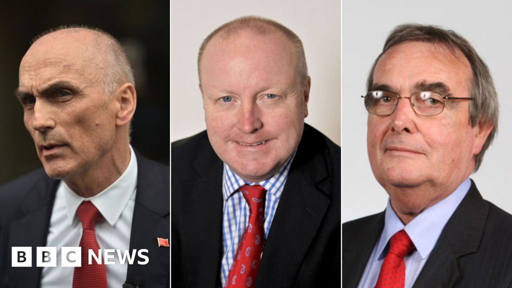 General Election 2019: Labour bans three former MPs from standing again