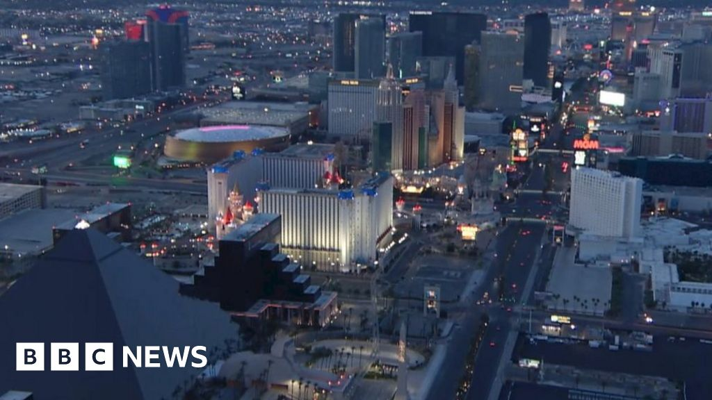 Chips are down as Las Vegas prepares to reopen thumbnail